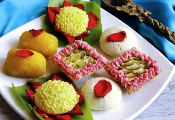 Mouth-Watering Bengali Sweets