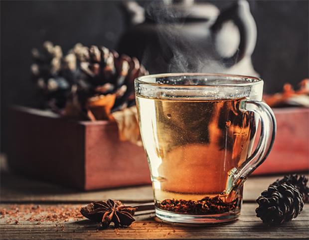 Quintessential Kashmiri Tea Kahva