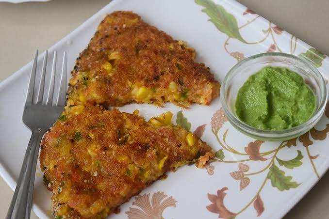 Healthy Veg Sooji Handva Recipe