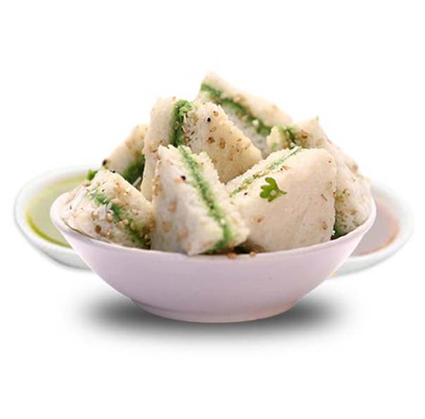 Ready To Eat Sandwich Dhokla