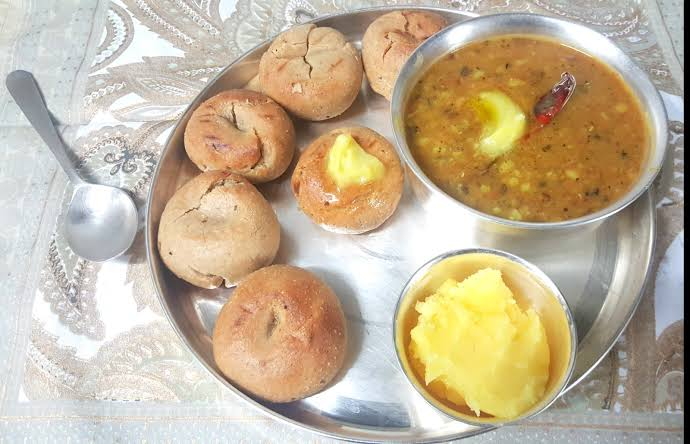 The Bust Of Flavours Of Rajasthan Amazing Dal Bati Recipe